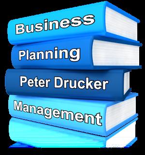 peter drucker business management planning