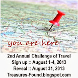 2nd Travel Challenge