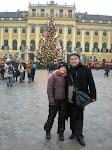 El Palacio de Schönbrunn. Viena - Austria