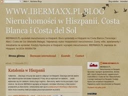 Blog o Hiszpanii