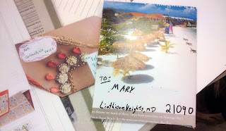mail art by melydia at the craftgasm artisphere workshop