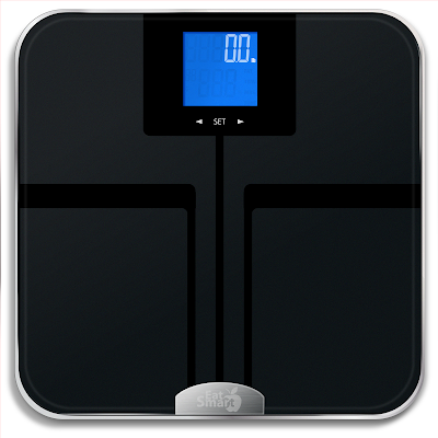 EatSmart, Precision GetFit, Weight, Digital Scale, Body Fat