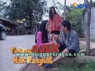 FTV Tukang Ojek Naik Pangkat Pemain Sinopsis Film Fauzan Nasrul