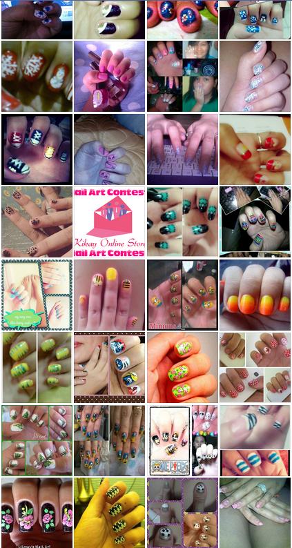 Nail Arts Designs