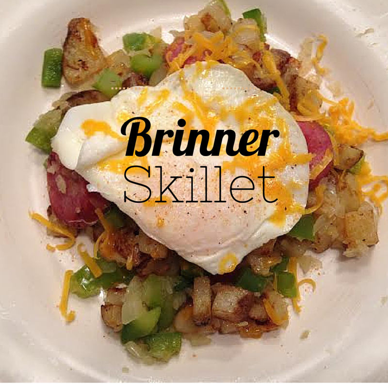Brinner Skillet on Katy's Kitchen