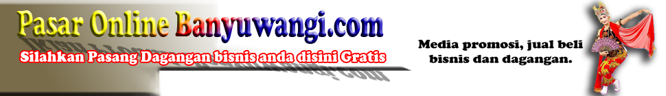 Pasar Online Banyuwangi.com
