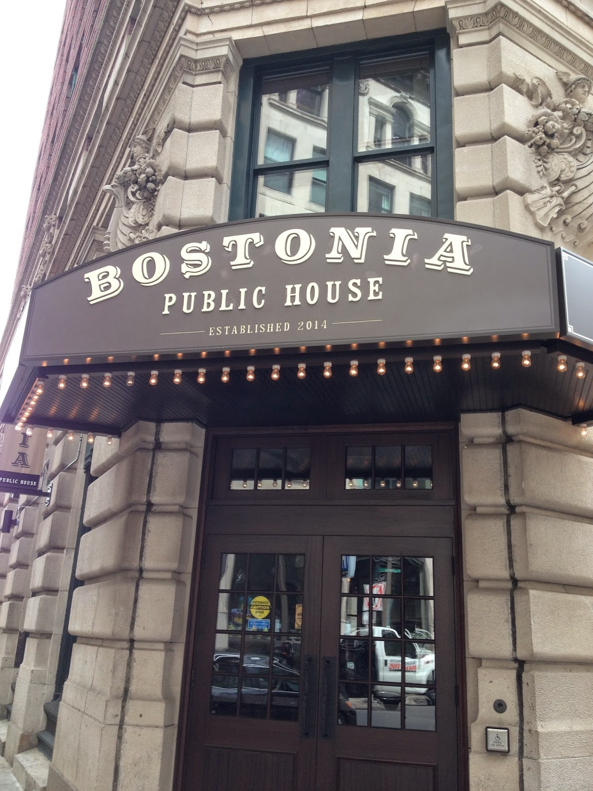 Bostonia Public House Boston