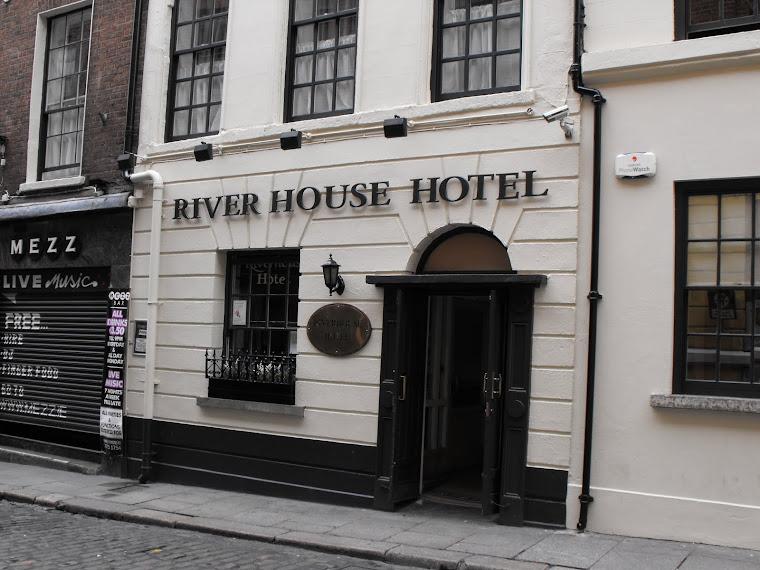 River House Hotel Dublin Ireland