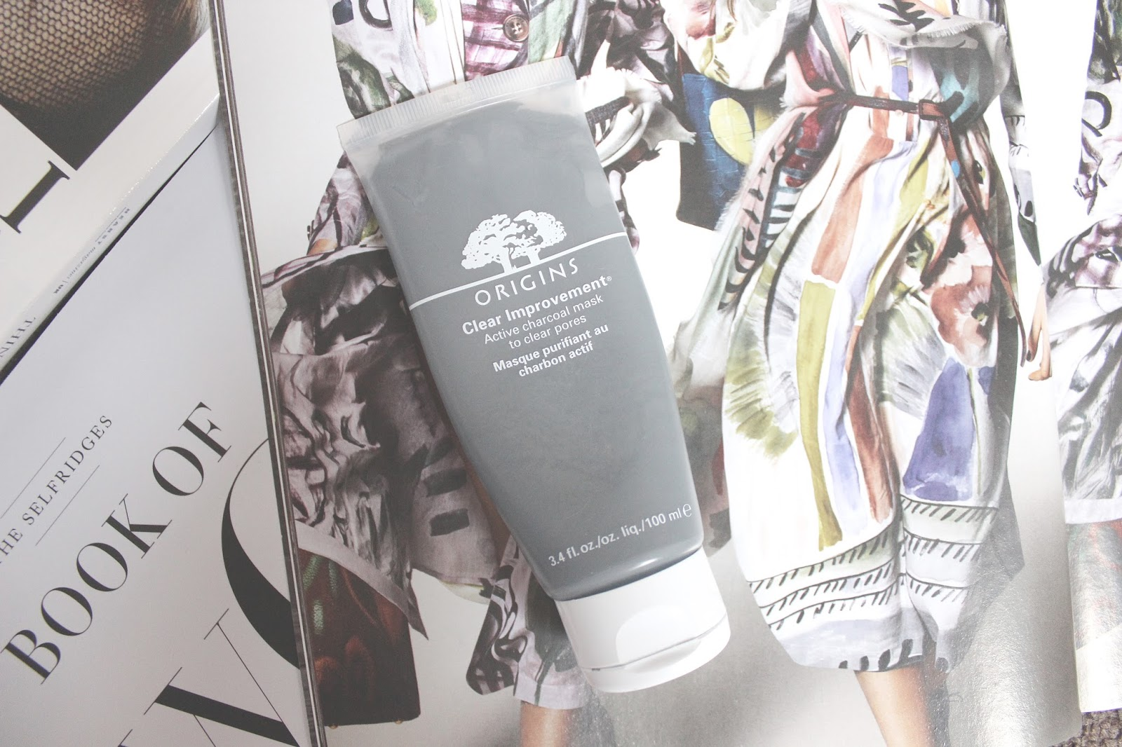 Origins Charcoal Face Mask