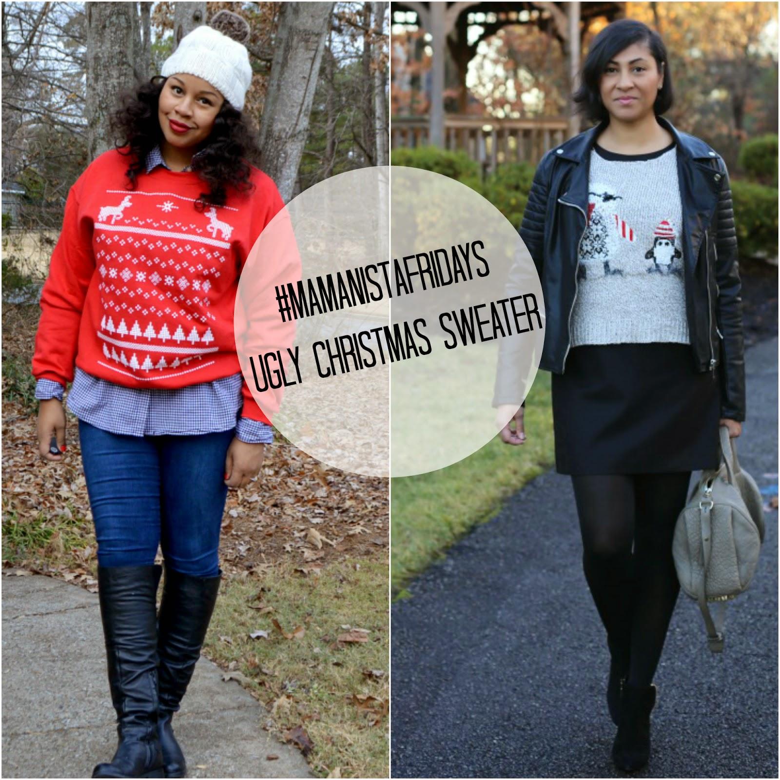 Mamanista Fridays: Ugly Christmas Sweater - Baby Shopaholic