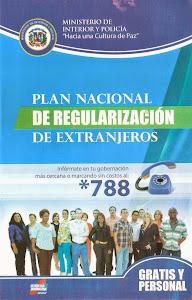 Plan Nacional de Regularización de Extranjeros