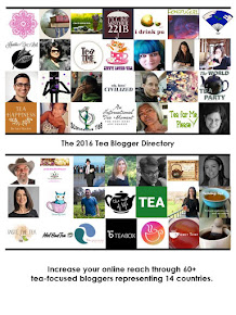 The NEW 2016 Tea Blogger Directory