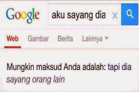 Ketika Cintamu Di Jawab Google