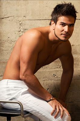 I Like Men Model Daniel Arenas