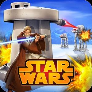 Star Wars: galactic Defense ya disponible para Android e iOS