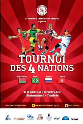Torneo 4 Naciones en Túnez | Mundo Handball
