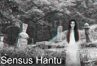 sensus hantu