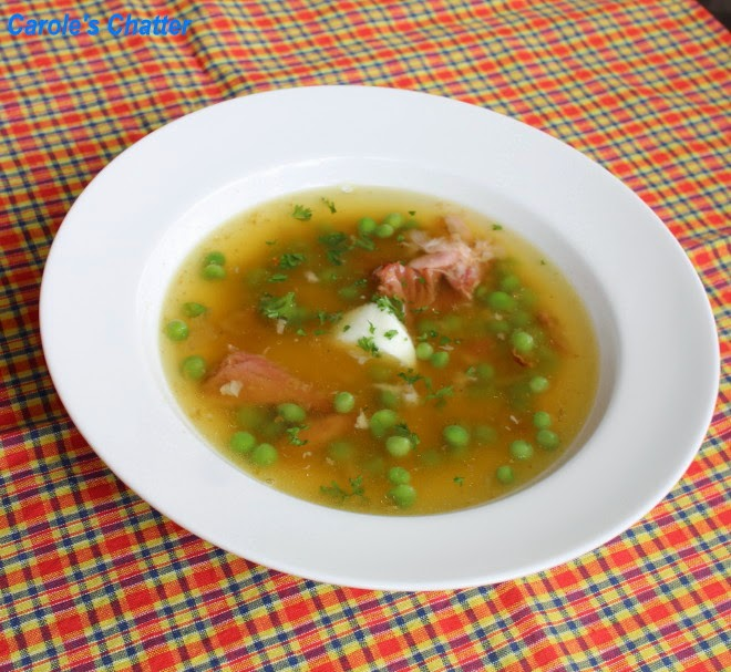 Pea & Bacon Soup – Slow Cooker by Carole's Chatter