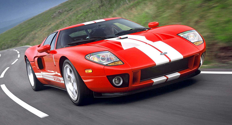 New Ford GT Concept For Detroit Yep Thats What Weve Heard Too