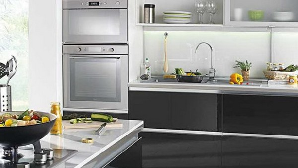 Modern kitchen collection from conforama kitchen design for Cuisine soho conforama
