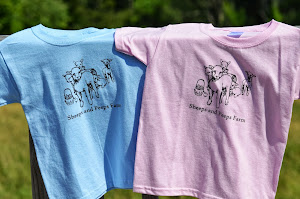 Sheeps and Peeps Toddler Tees