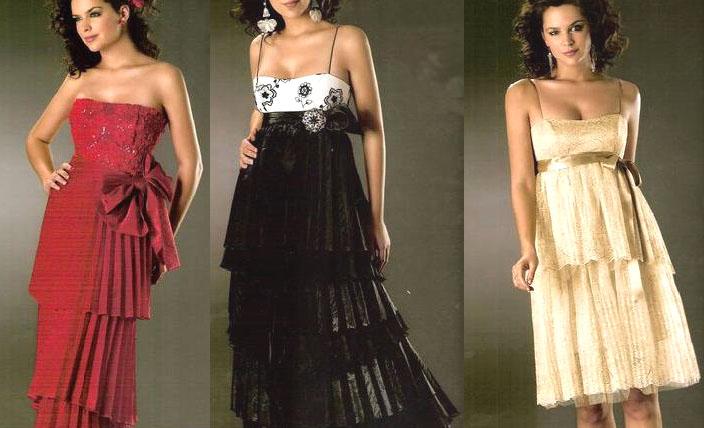 vestidos de noche 2011. vestidos de noche elegantes.