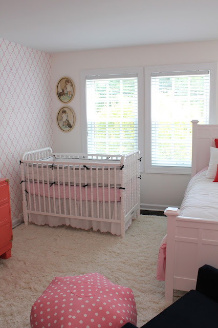 Imperfect Polish Baby Girl Nursery