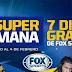 Canales Fox Sports estarán 1 semana gratis, a partir del 29 de enero