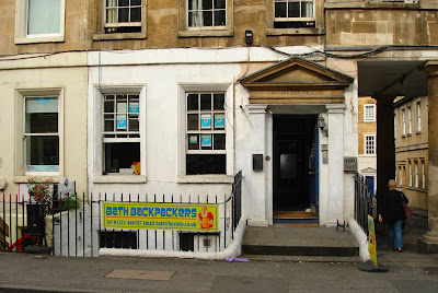 Bath Backpackers hostel, Bath, England