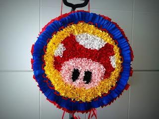 Piñatas Mario Bros