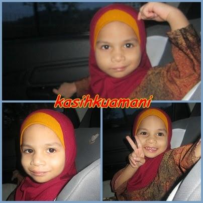 Anakku Nur Amani & Nur Imani