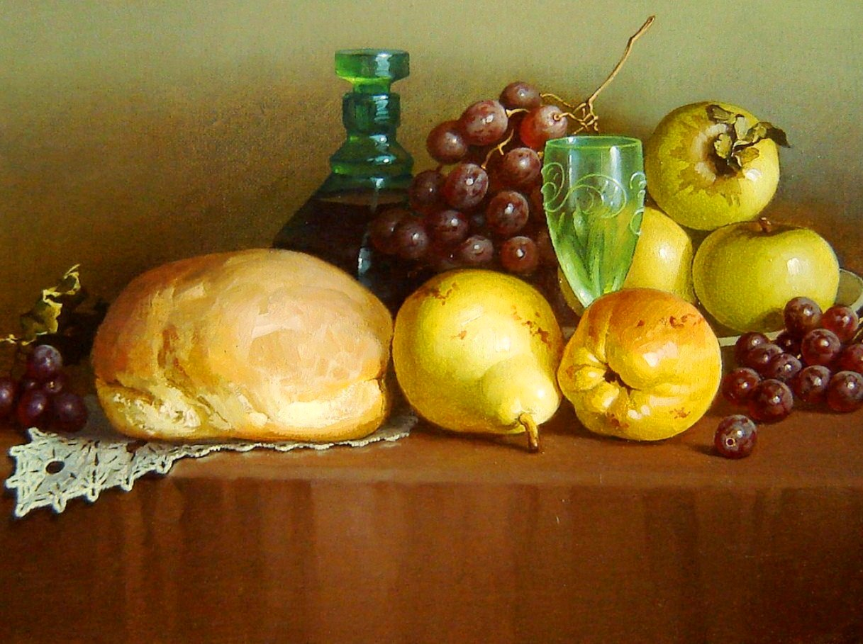 1000 images about bodegones on pinterest pintura - Fotos de bodegones de frutas ...