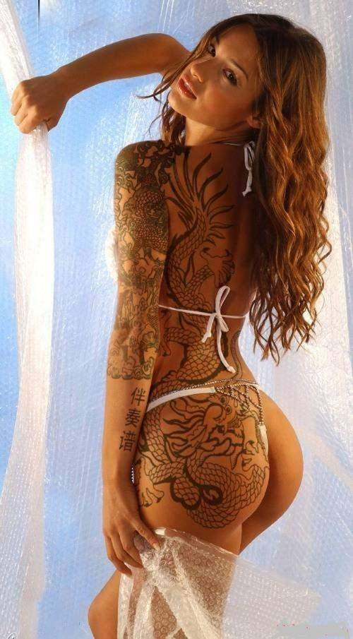 tattoos, ladies tattoos or girly tattoos – in other words tattoos ...
