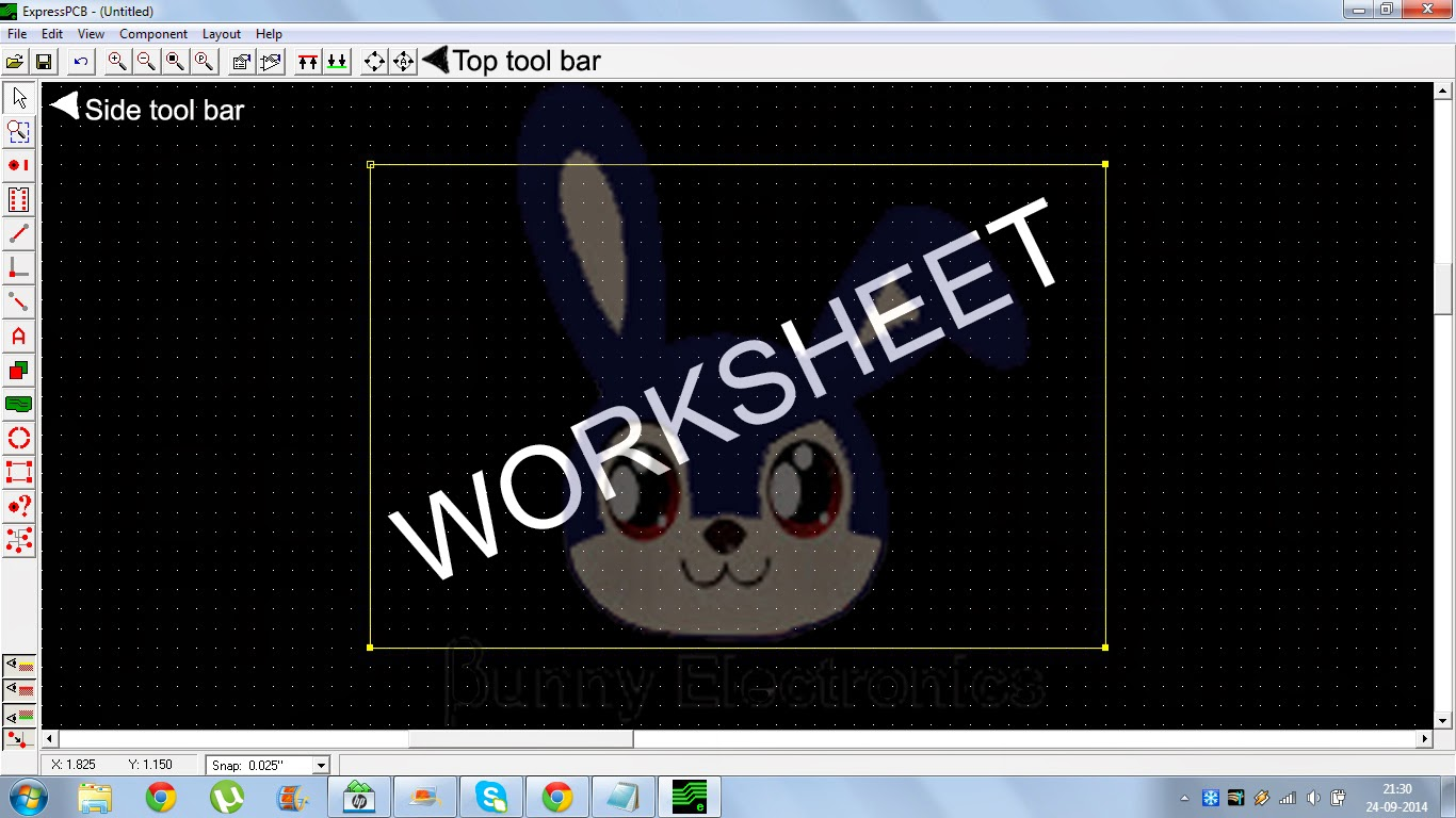 How to use Express PCB ? - Bunny Electronics