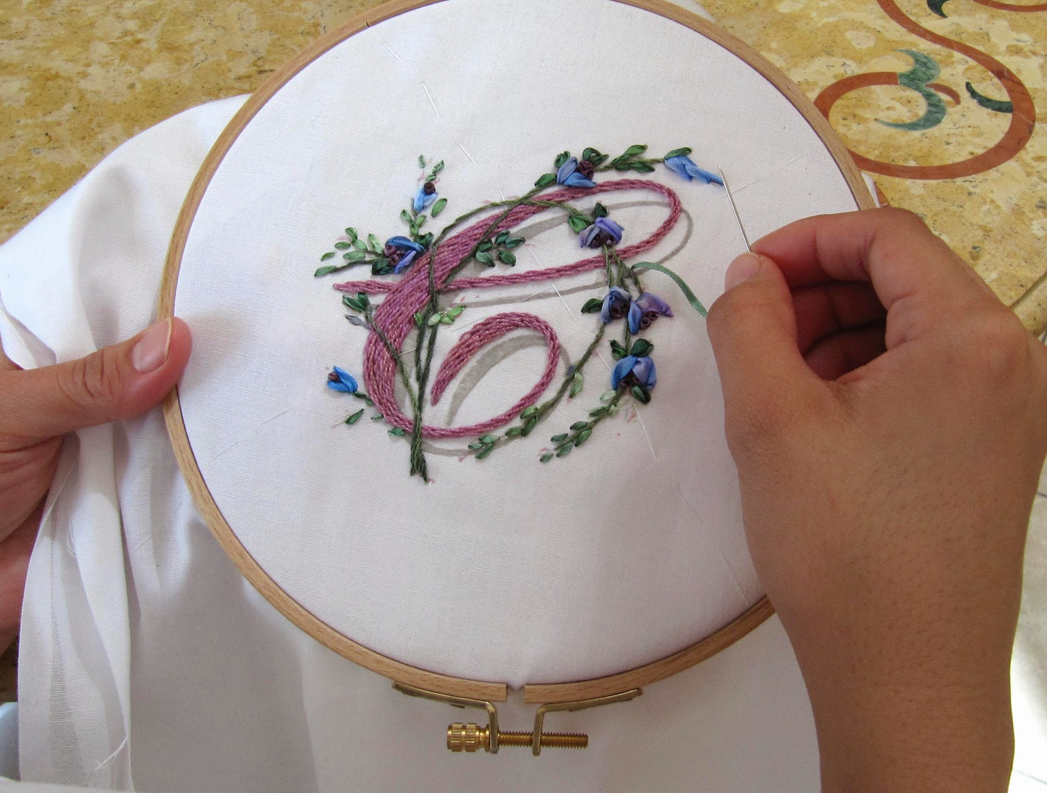 My Craft Land Diary New Embroidery Classes