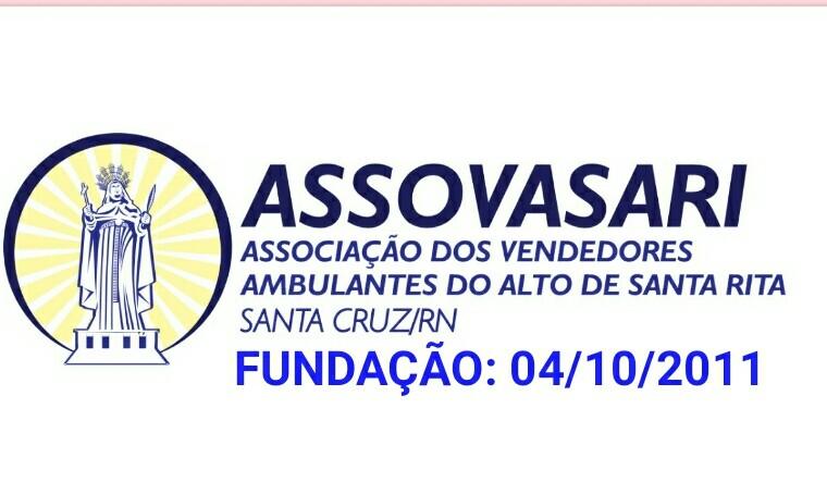 ASSOCIAÇÃO DOS VENDEDORES AMBULANTES DO ALTO DE SANTA RITA DE CÁSSIA
