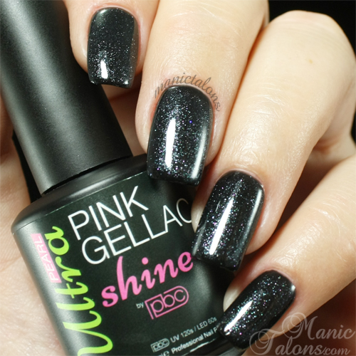 Pink Gellac Ultra Shine Pearl Top Coat Review