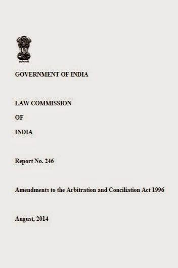 Lex Arbitri The Indian Arbitration Blog August 2014