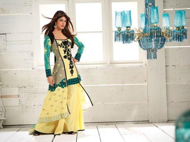 Fashion world latest Fashion: Pakistani new fashion dresses styles ...