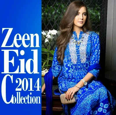Zeen Cambridge Eid Dresses for Women