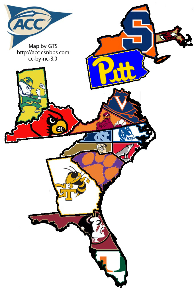 Wahooze: Future ACC Football Schedules!