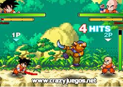 Juega Dragon Ball: Fierce Fighting 1.7