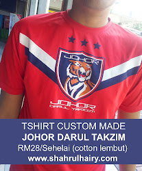 Tshirt JDT