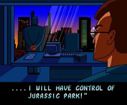 GAMES: Conheça Jurassic Park II: The Caos Continues o jogo mais irritante de finalizar Jurassic_Park_2_cut_scene