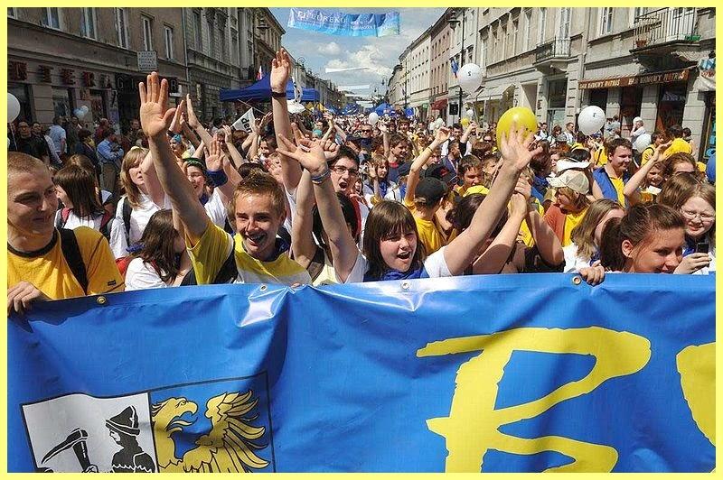 Dia Europa Varsovia Polonia