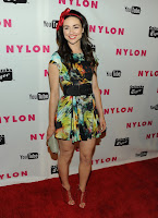 Triple Inspiration- Hair, Beauty, and Style: Crystal Reed
