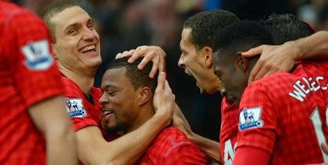 Patrice Evra Akan Akan Segera Susul Vidic ke Inter
