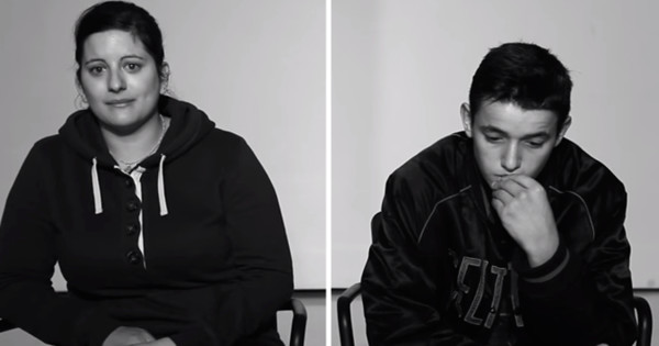 They Asked These 2 Strangers The Same Questions. You'll Be In Tears By The End