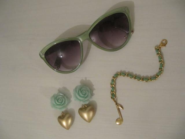 בלוג אופנה Vered'Style משקפי שמש