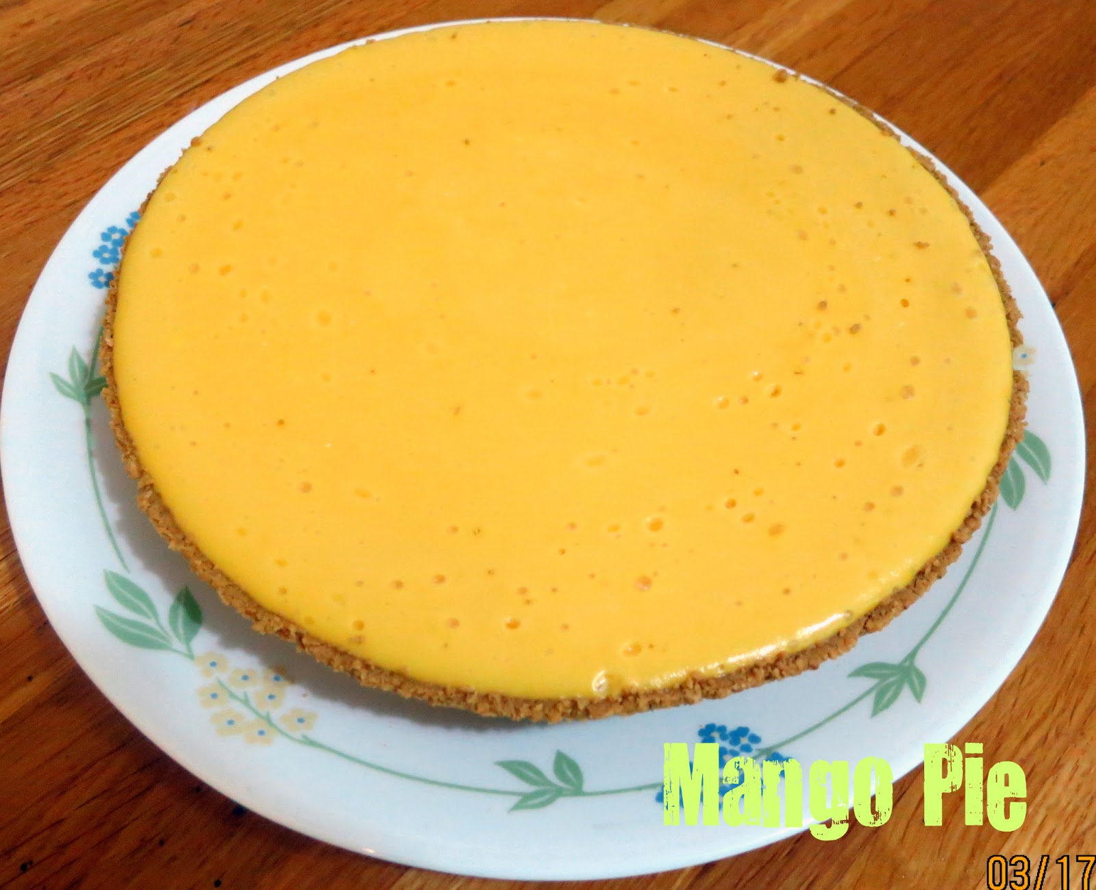 recipe: fresh mango pie recipe [32]